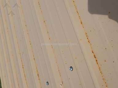 Eagle Carports Construction review 83849