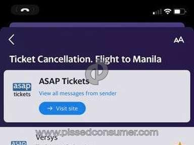 Asap Tickets Flight Booking review 829634