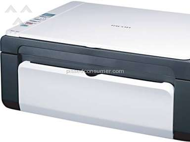 Complain about Ricoh Printer-SP 111SU