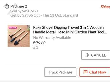 Lazada Philippines Shipping Service review 336388