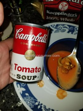 Campbells Soup Creamy Tomato Soup