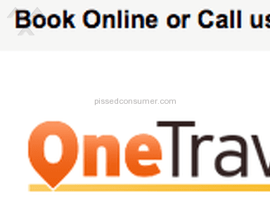 Onetravel Customer Care review 36613