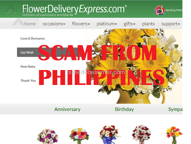 Flower Delivery Express Flowers review 87589