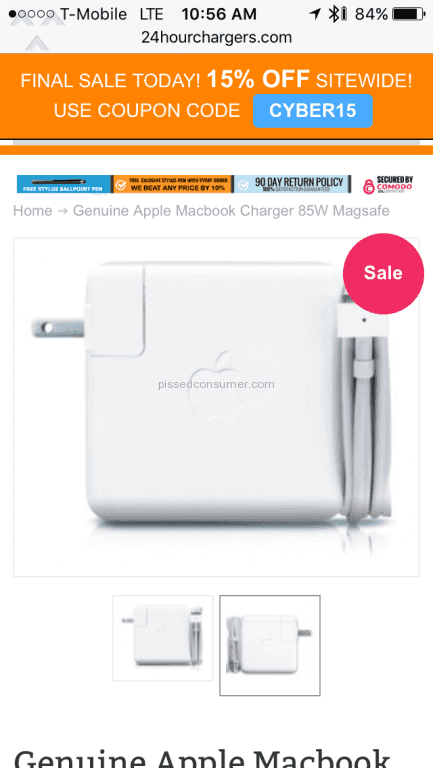 24hourchargers Le Laptop Charger Review 137039