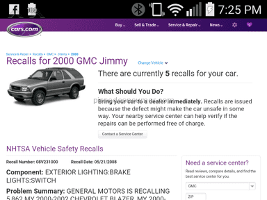 General Motors Auto review 81213