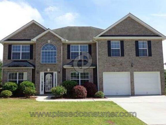 American Homes 4 Rent House Rental