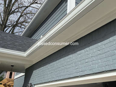 LeafFilter North Gutters and Carpentry review 865024