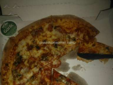 Papa Johns Pizza Pizza review 13429