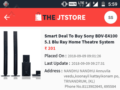 The Jt Store - Fake fake aap...jtstore