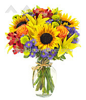From You Flowers European Garden Bouquet
