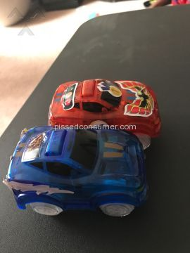 Magic Tracks Toy Car