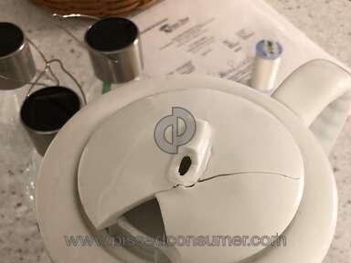 Bella Housewares - I need a new lid for my ceramic T pot
