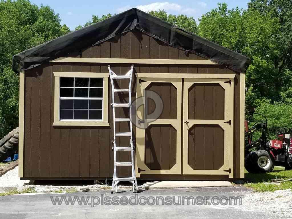34 Derksen Portable Buildings Reviews and Complaints