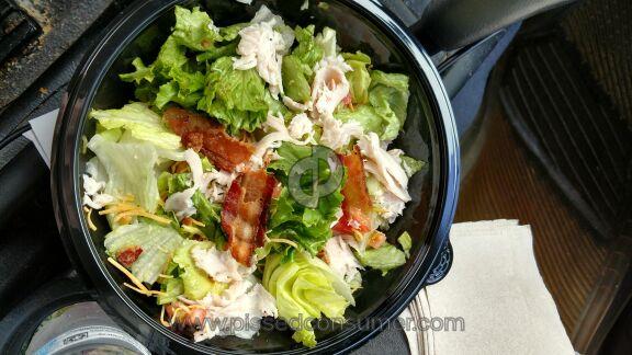 Arbys Salad