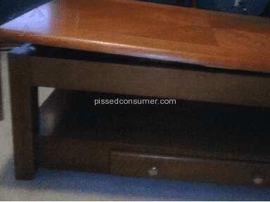 Nebraska Furniture Mart - SOLD ME DAMAGED AND USED GOODS