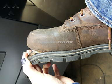Wolverine Boots review 98097