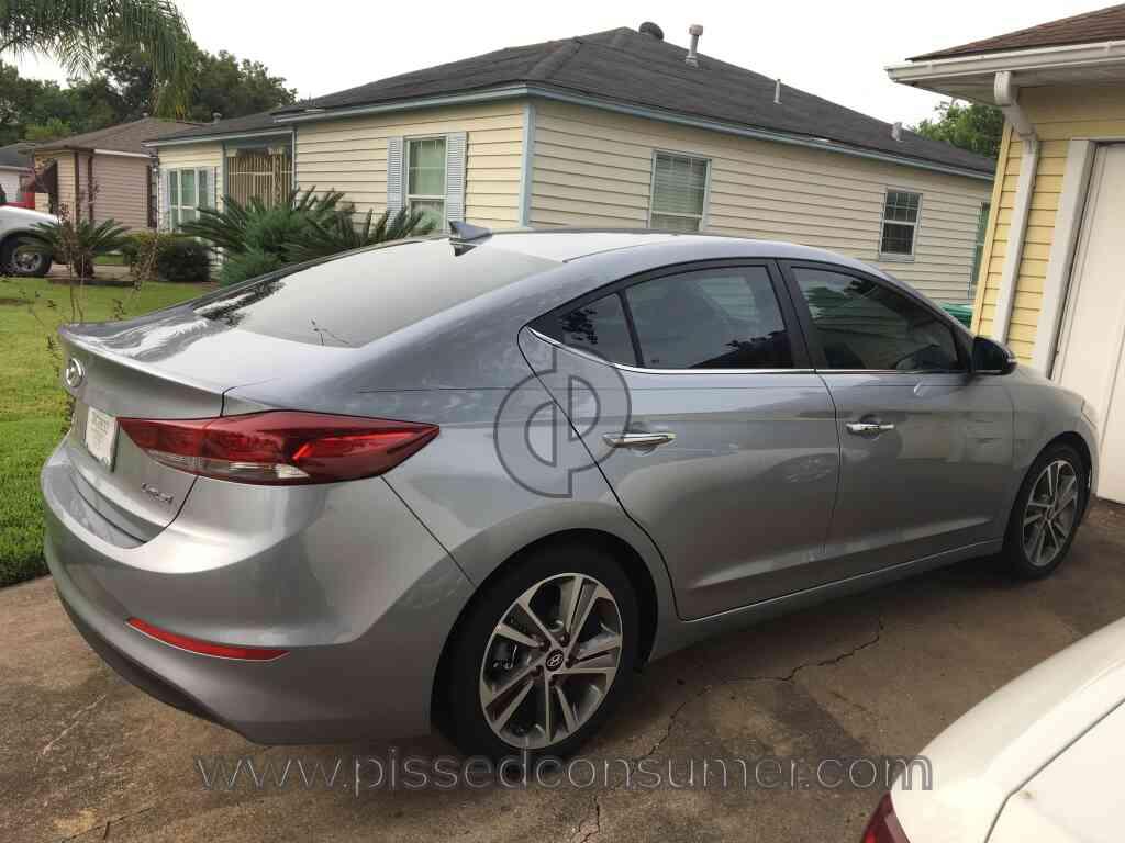 Ron Carter Hyundai Dealers Review 225850