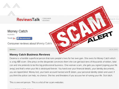 Money Catch Financial Services review 317360
