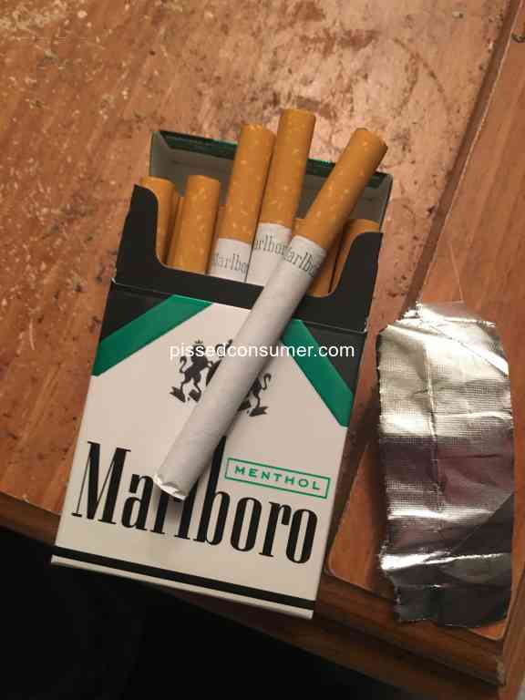 812 Marlboro Reviews and Complaints @ Pissed Consumer