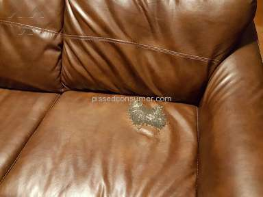 Ashley Furniture Sofa review 113447
