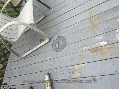 Behr Premium Deckover Deck Paint review 160922