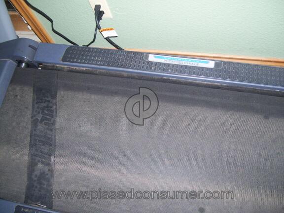 Sears Treadmill Repair