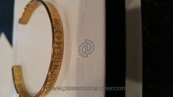 Coordinates Collection Bracelet