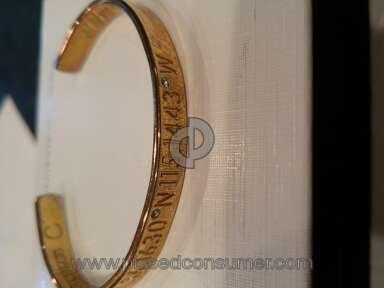 Coordinates Collection Bracelet review 126169