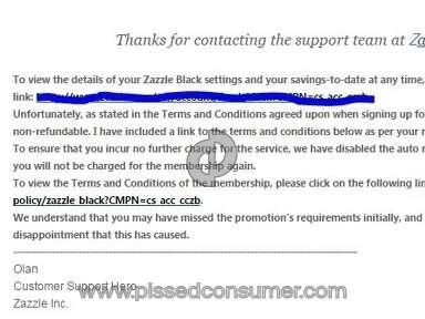 Zazzle Black Membership review 129361