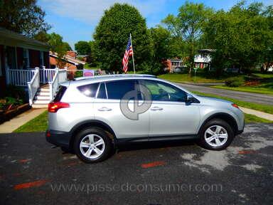 Jones Junction - Bought a used Toyota 2013 Rav4