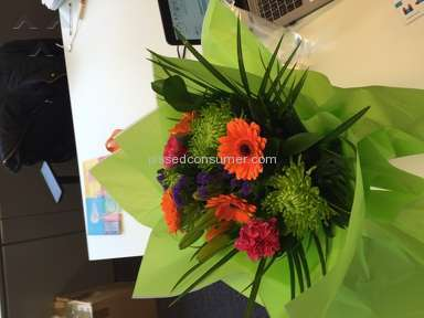 Prestige Flowers Delivery Service review 116769