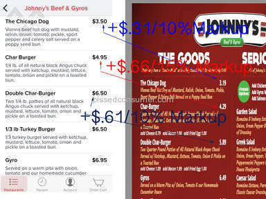DoorDash Food Delivery review 66579