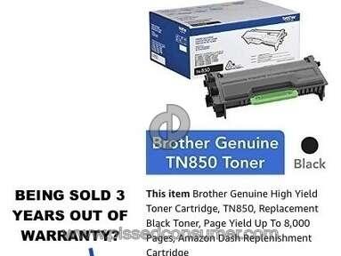 Brother - Buyer Beware