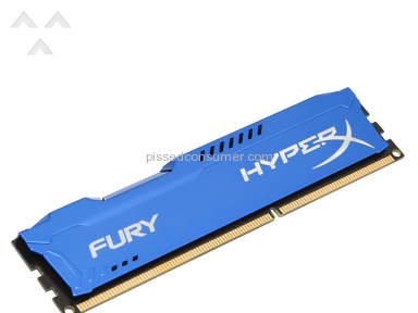 Gearbest - Kingston HyperX Fury 16gb 8x2