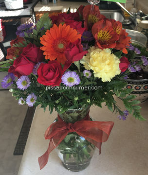 Avasflowers Arrangement