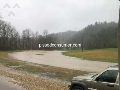 Creek Haven Of Sevierville - Deposit not refunded/flooded