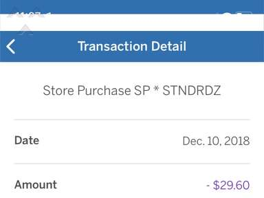 Stndrdz - The worst company ever