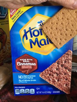Honey Maid Cinnamon Graham Crackers