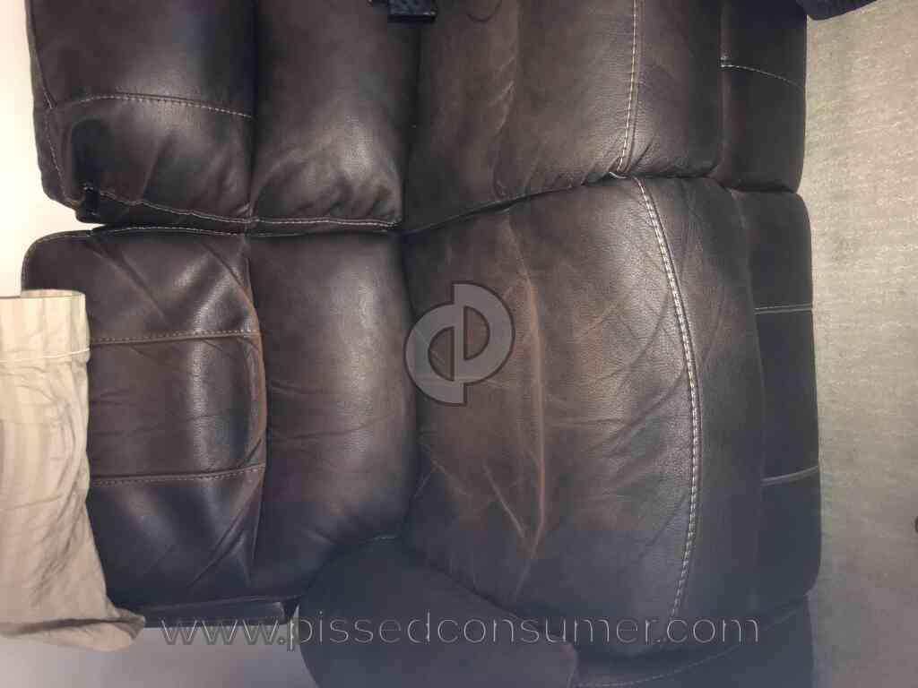 Flexsteel Industries Bought Reclining Sofa