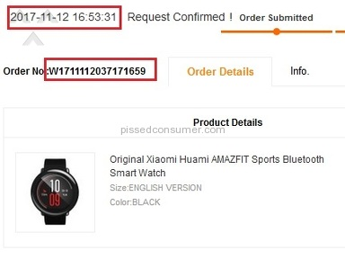 LiarBest!! Beware! Gearbest will keep you waiting forever if you order expensive items