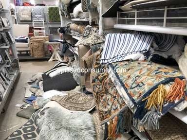 Homegoods - Bayside home goods. Mess