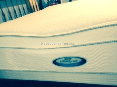 Simmons Bedding Company Mattress review 67085