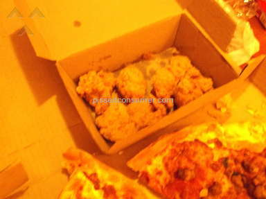Pizza Hut Chicken Wings review 44491