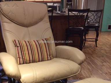 Haynes Furniture Chair review 87453