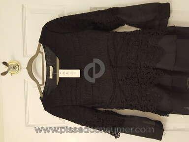 Fashionmia Shirt review 112713