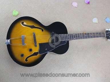 Dhgate Guitar review 212174