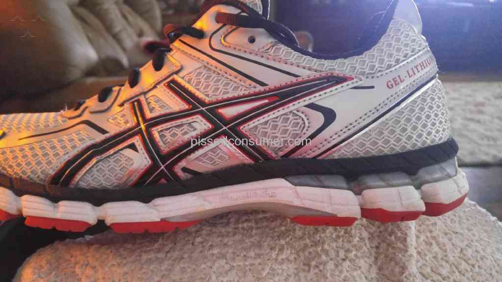 Asics T50bq Sneakers review 160206