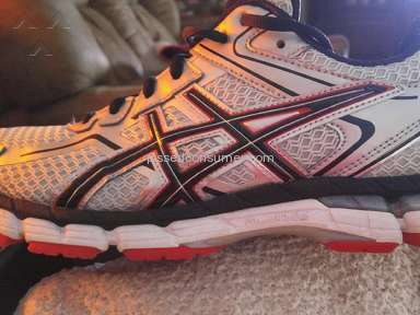 Asics T50bq Sneakers review 160206