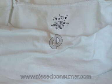 Torrid Footwear and Clothing review 77487