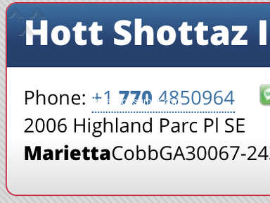 Hott Shottaz Inc - Does not pay employees!